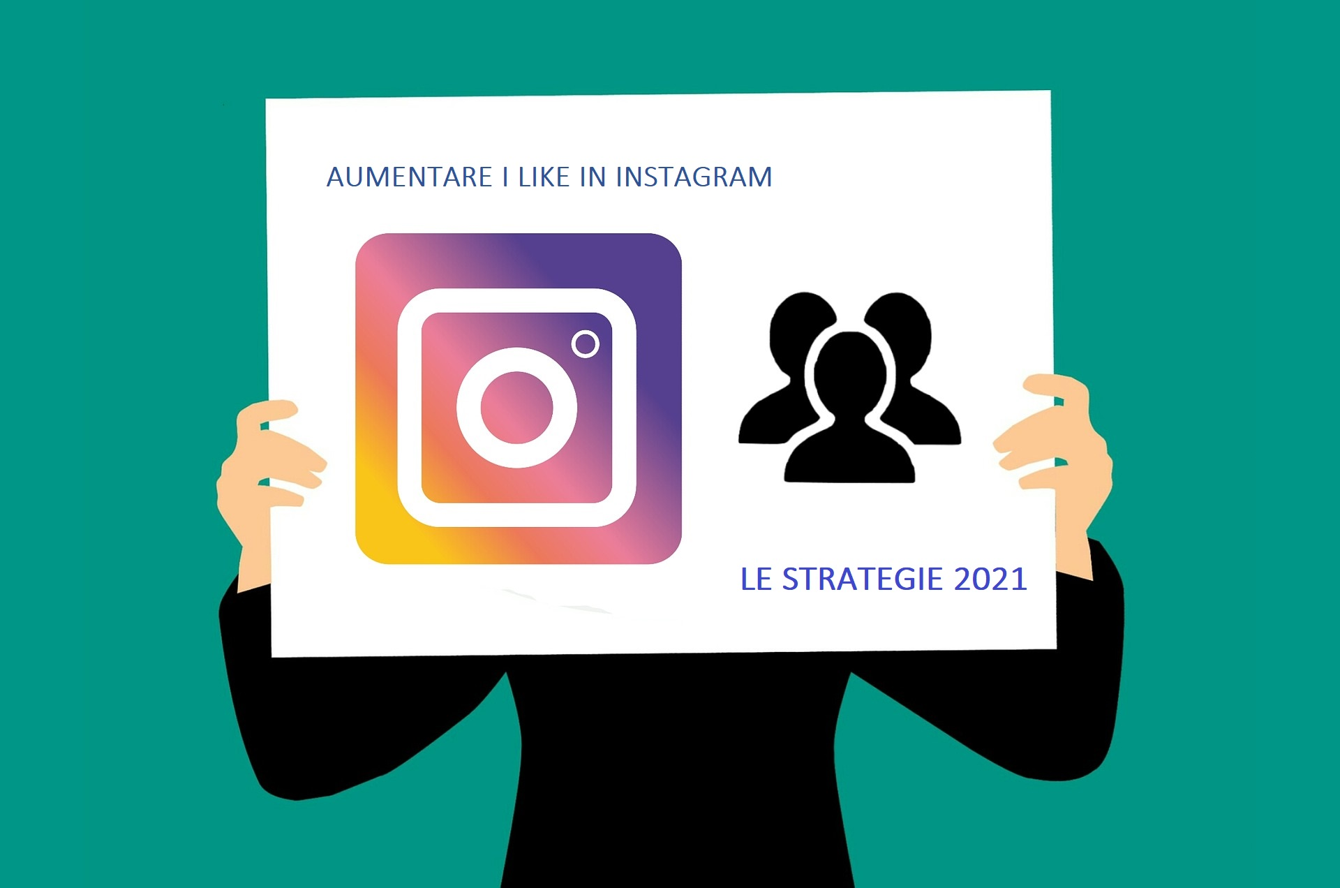 aumento like instagram 2021