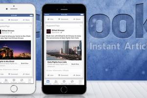 Instant Articles Facebook, cosa sono e come funzionano